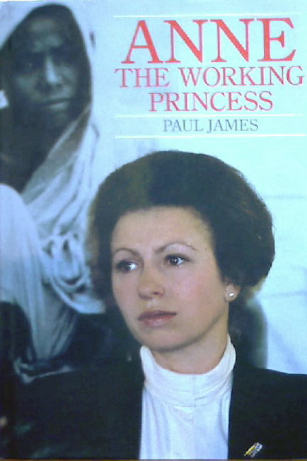 Princess Anne Hardback