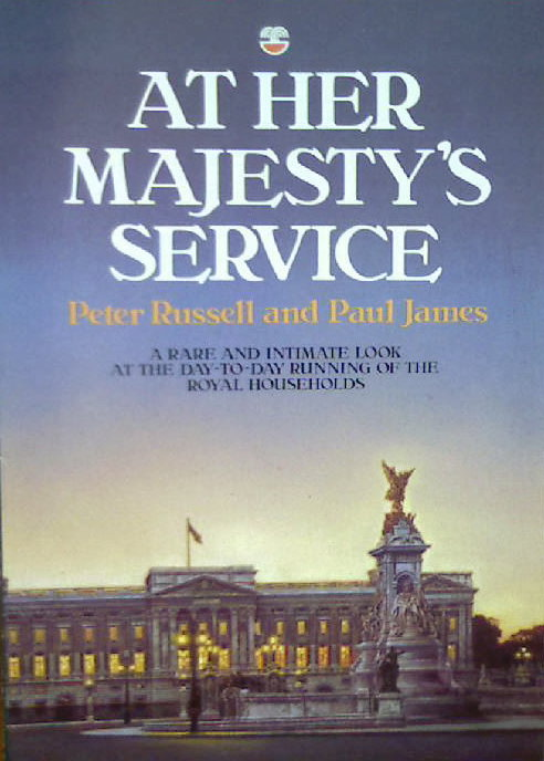 At Her Majesty's Service - Paperback edition