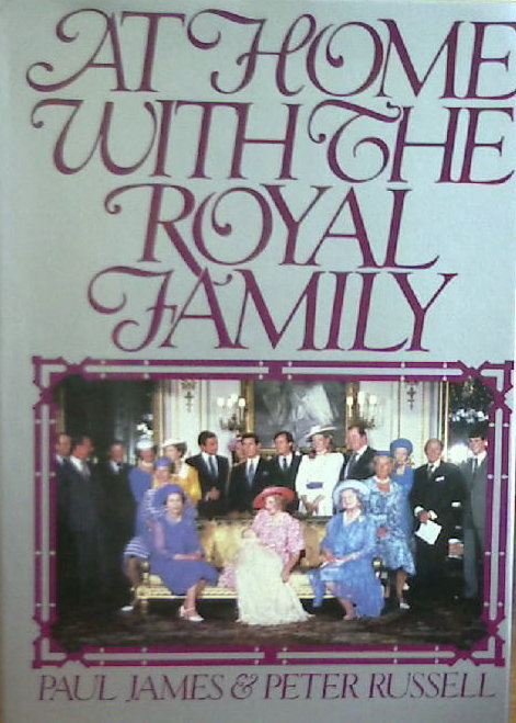 At Home With The Royal Family